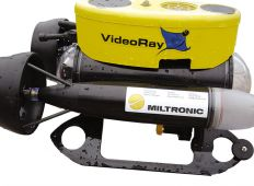 Video Ray – professionell mini-ROV i fickformat