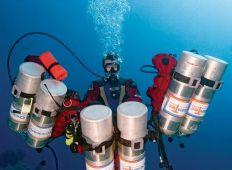 Nej, den bits inte! – missuppfattningar om teknisk dykning
