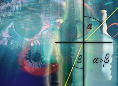 Ljus och vatten - därför luras ögat