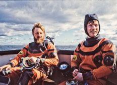 Jan Sangrud – dykbåtar, nyfikenhet och ett och annat vrak