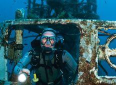 Elva vrak på sju dagar – Malta – Europas vrakcenter
