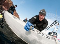 Båtdykning - Förbered en mindre båt för säkra och trevliga utfärder