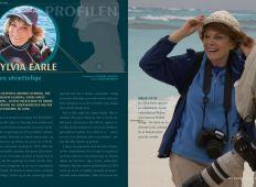 Den outtröttliga Sylvia Earle