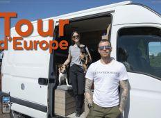 Tour d'Europe – Upptäcktsresa med Linn och Mattias