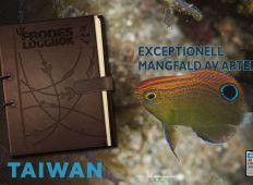 Frodes loggbok: Taiwan – Exceptionell  mångfald av arter