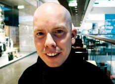 Peter Eriksson – offshore dykare