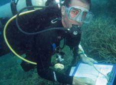 Peter Caron – korallrevens vardagshjälte