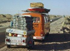 Rolf Schmidt – Pionjär i Sinai