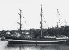 Karibiska vrak – med norska anor