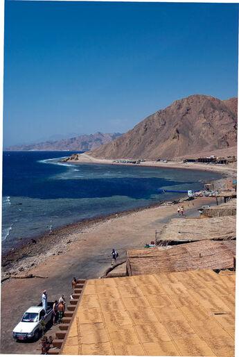 Tour d'Egypt – rundtur i Röda Havet