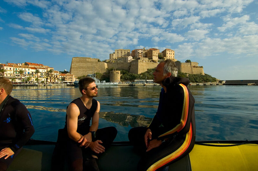 Korsika – Fransk ö i italienskt solsken