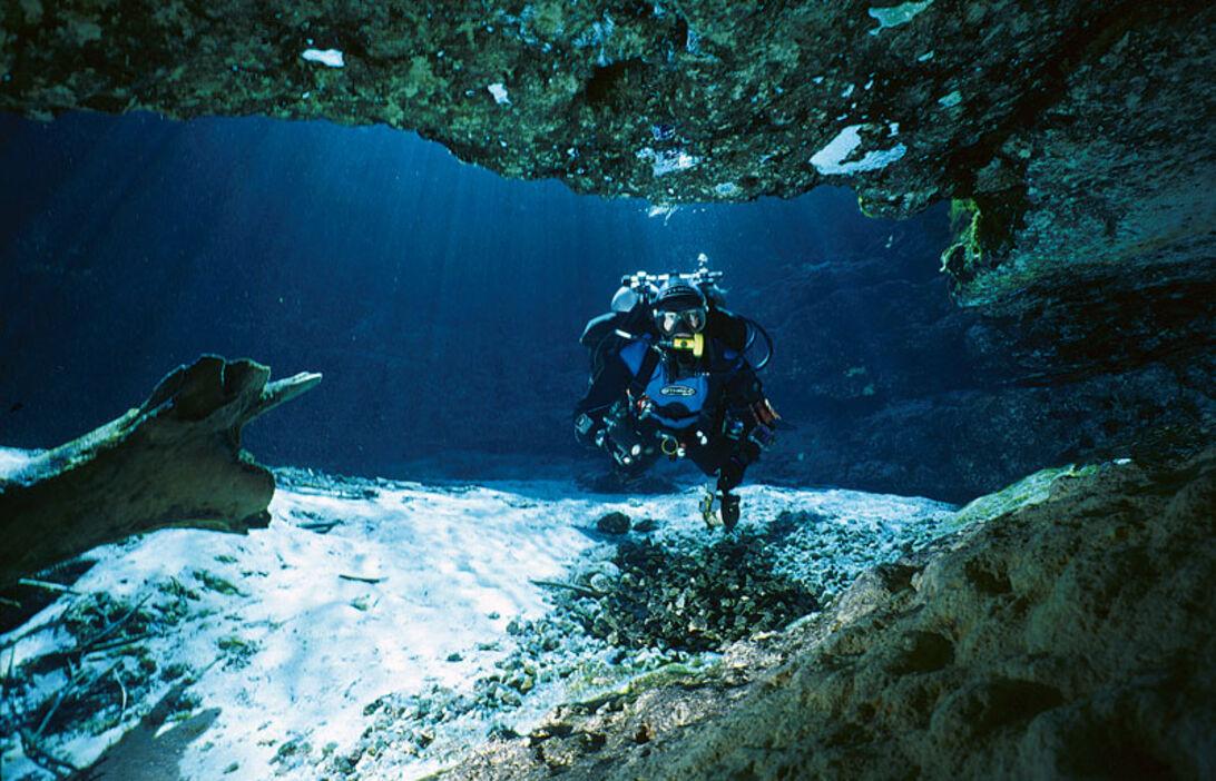 Floridas fantastiska grottor