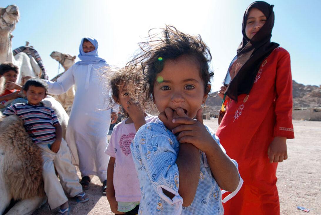 OWUSS-scholarship – Första anhalt: Sharm el Sheikh