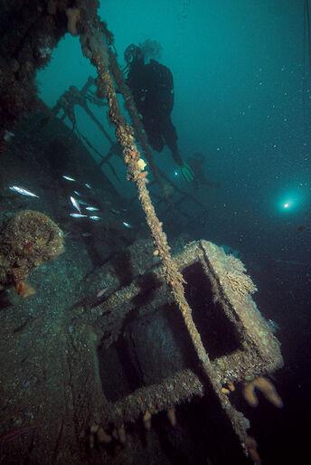 Scapa Flow – 1:a på Englandslistan