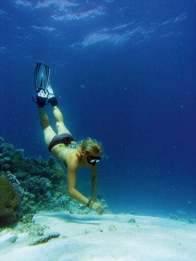 Thailand med snorkel – för hela familjen