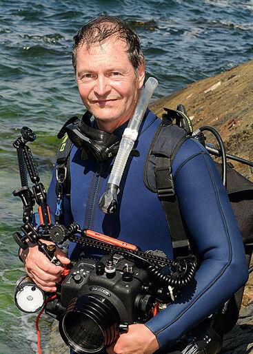 Peter Hauerbach – gammal dykräv kan lära sig nya knep