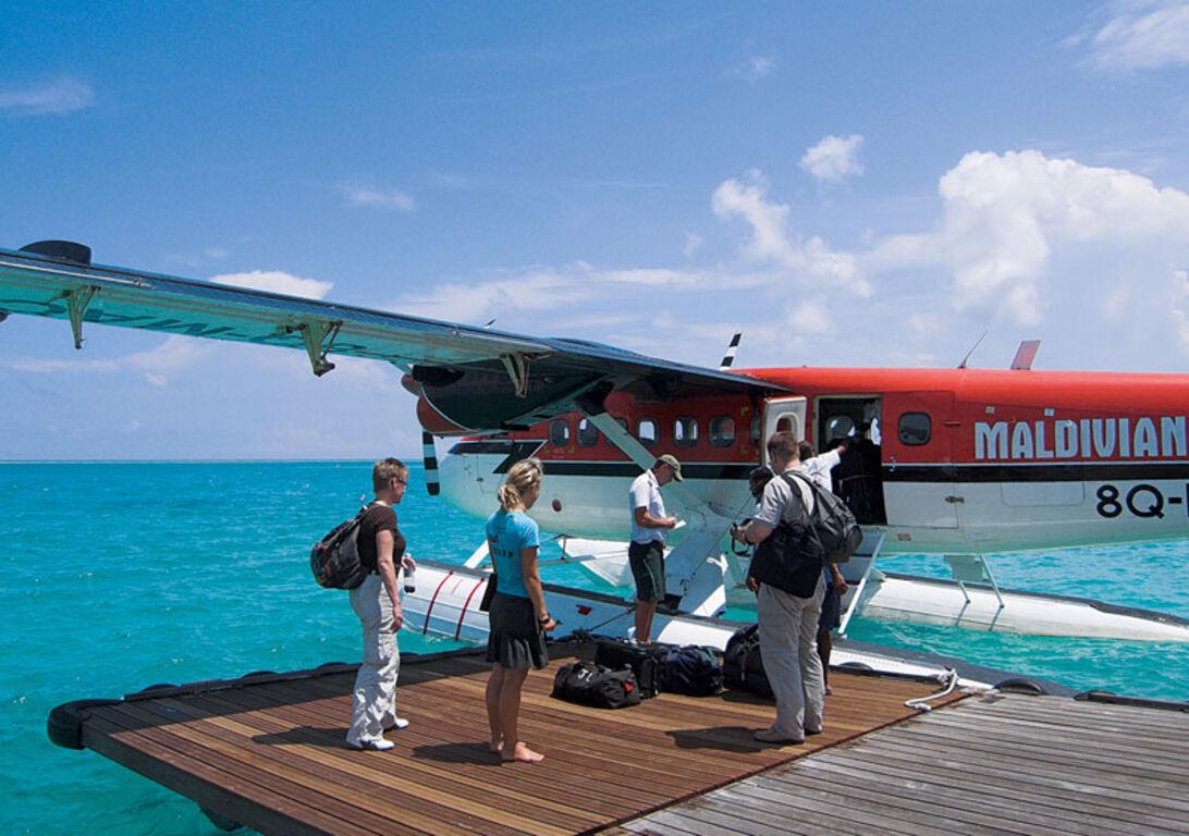 Vi siktar söder ut – dyksafari i Maldiverna