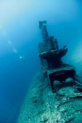 Maltas djupa vrak