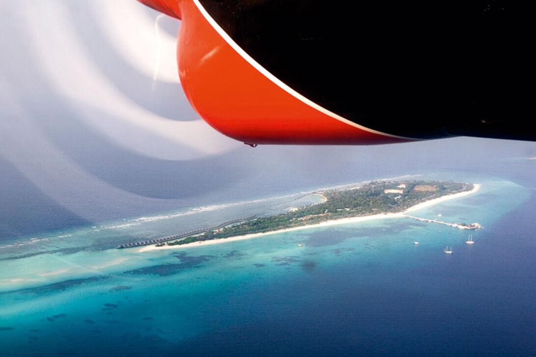 Dansa med mantor – när Maldiverna öppnar för direktcharter