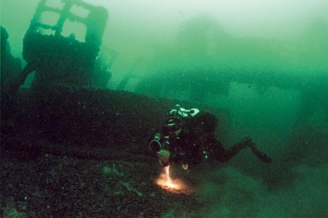 VAPPER – Skåne runt på 10 dyk!