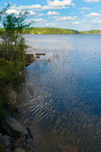 5 sköna sjöar – KLASSISKA MAGSJÖN