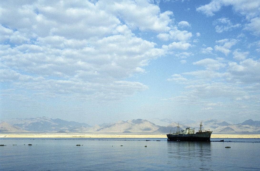 Från norr till söder – egyptiska Röda Havet