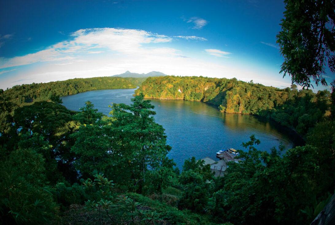 Där tiden står still – dykning på Papua Nya Guinea
