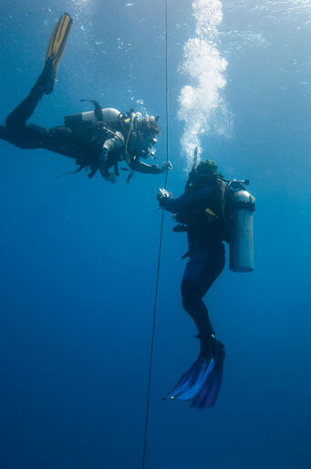 Djup, djupare, djupast – teori och praktik vid djupdyking
