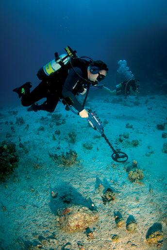 Röda havets hemlighet – unikt vrakfynd i de södra farvattnen