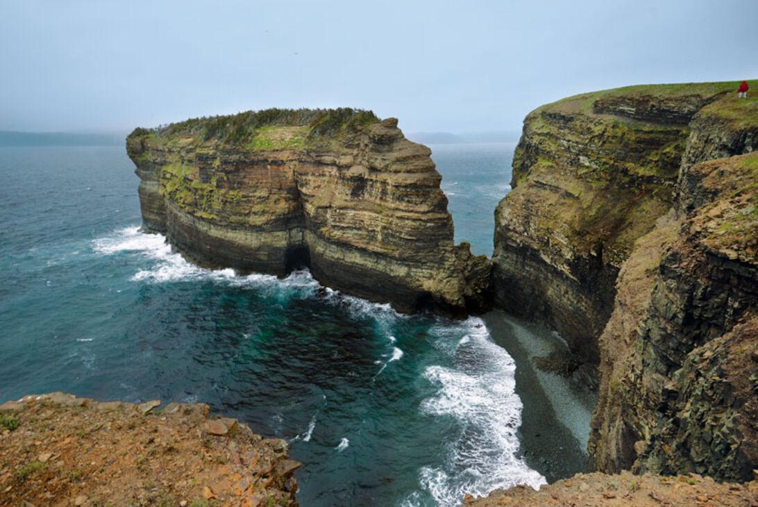 Newfoundland – blandt canadiske isbjerge og vrag