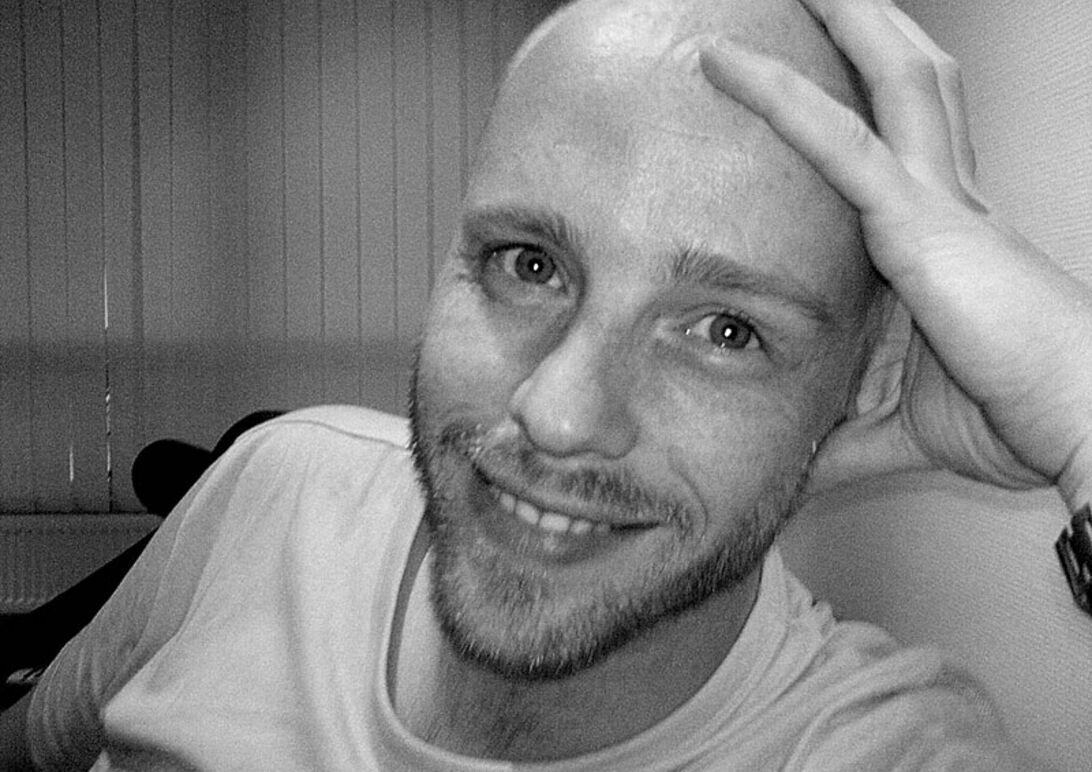 Anders Nyberg – debuterade med en omslagsbild