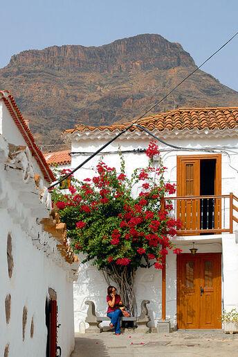 Gran Canaria – i vått och torrt