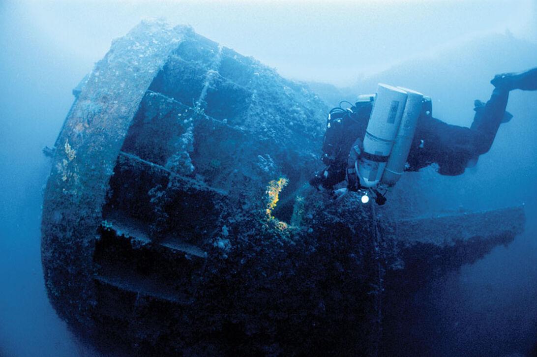 Tech i Tunisien – HMS Manchester