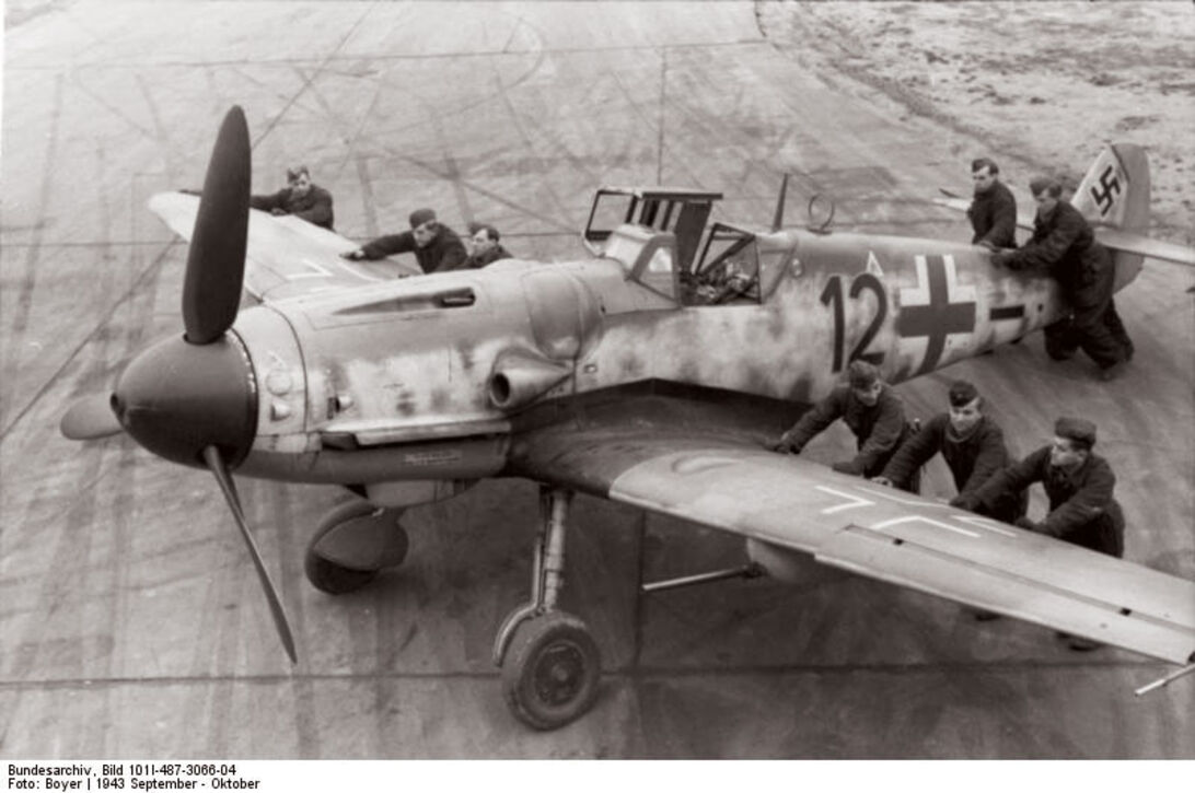 Unikt vrakfynd i Norge – Messerschmitt Bf-109