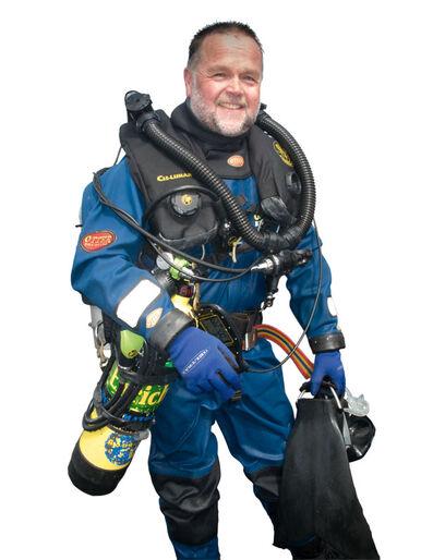Poseidon Discovery CCR – helsluten sportsdykar-rebreather