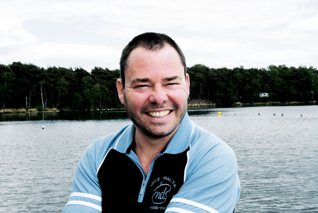 Rene Lipmann – söker i sjöar