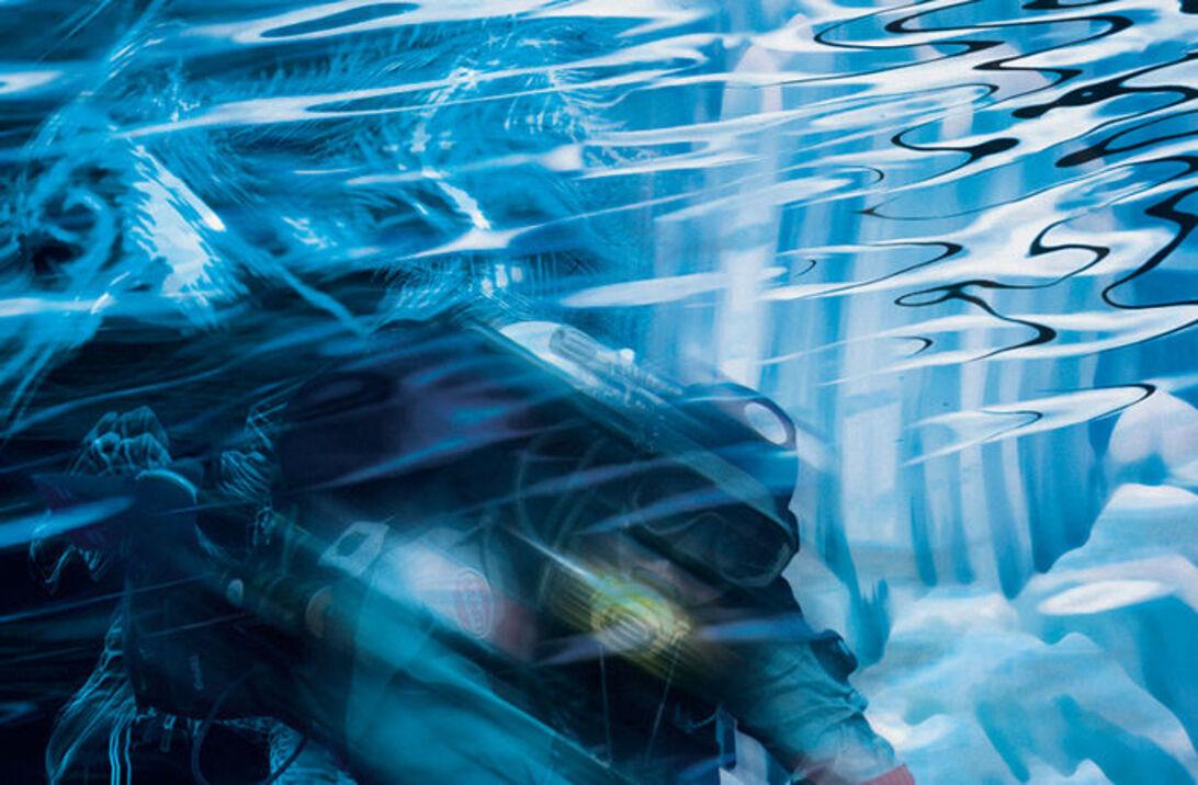Hålla värmen – därför fryser vi så fort i vatten