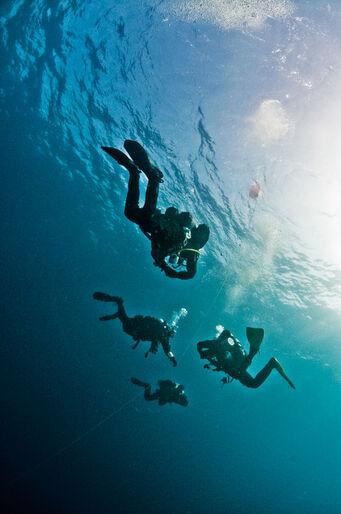 10 myter om dekompression – vi avlivar myterna