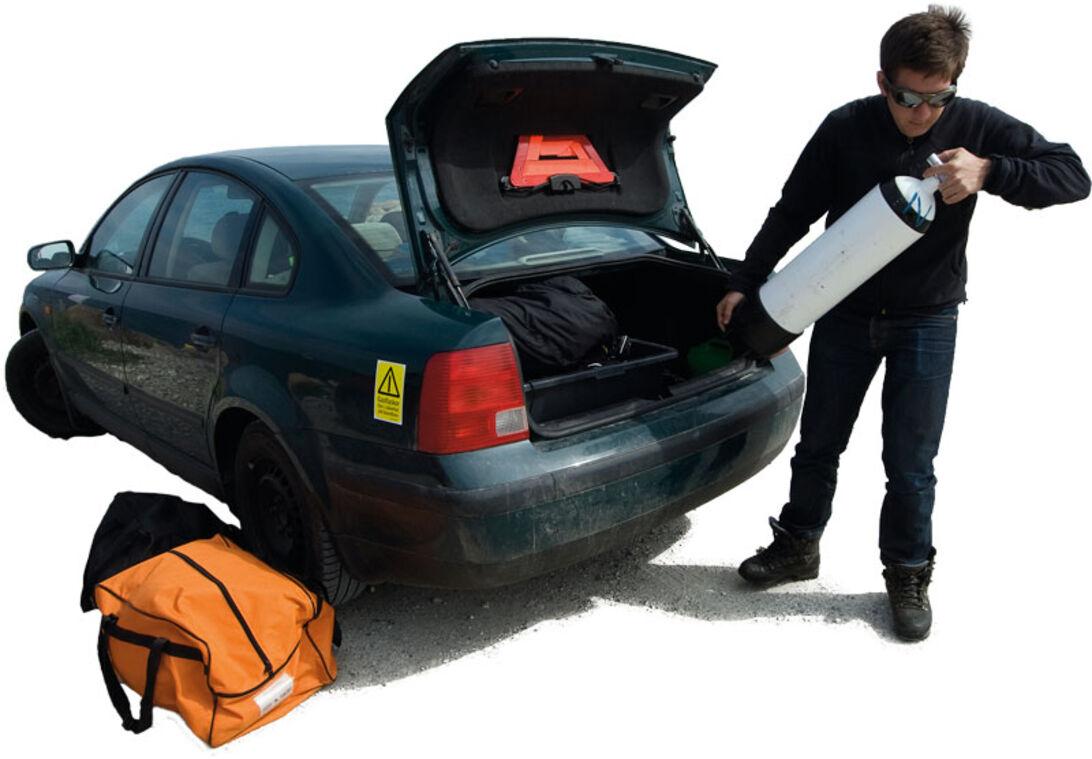 Packad – så fyller du bilen