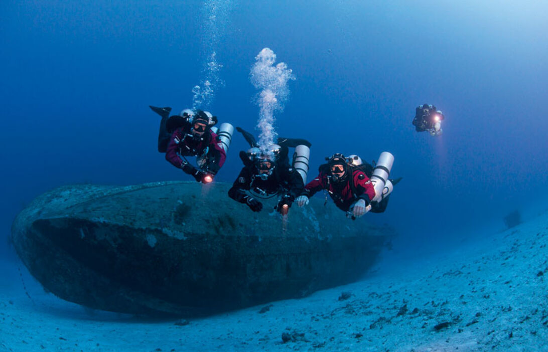 Colona IV – en berättelse om en båt med otur