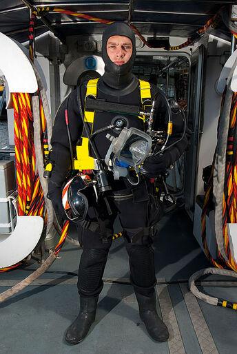 Northern Diving Group – dyker på atomubåtar