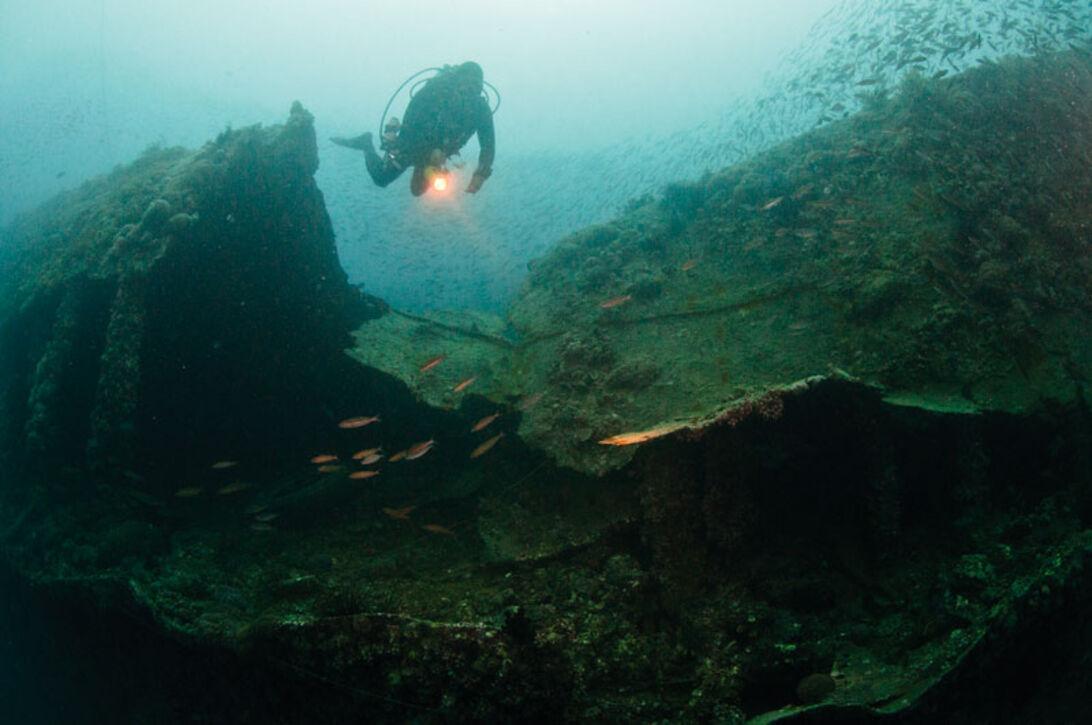 SS Turkia – Suezvikens bästa vrak