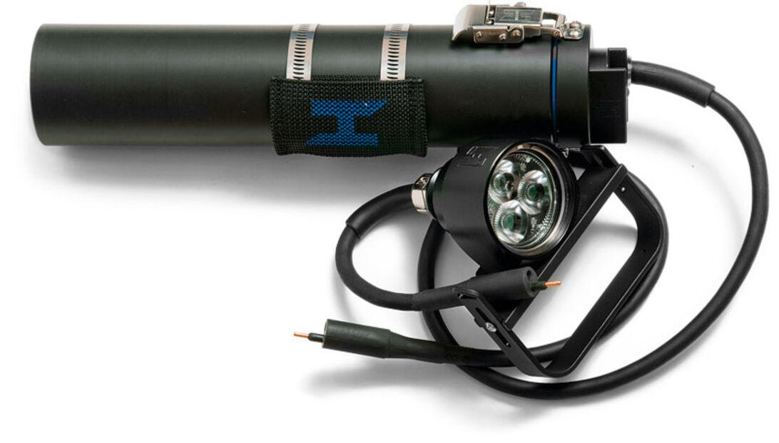 Lysdiodernes tvekamp – Halcyon EOS LED Primary mod Hollis LED 16