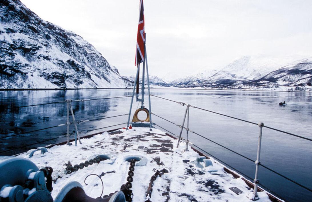 X-factor – Jakten på miniubåten X5