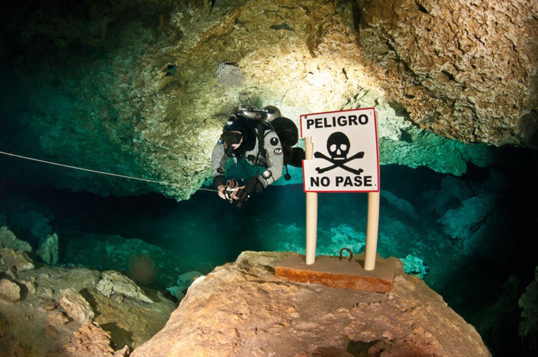 Grottor för hela slanten – Schweizerost i Mexiko