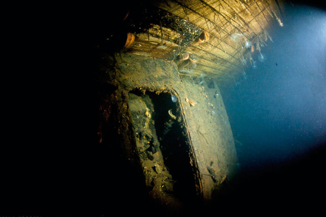Blücher – På djupt vatten i Oslofjorden