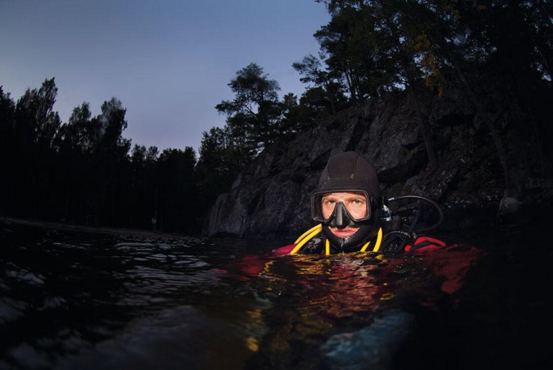 Vättern – Sveriges mest dykta sjö