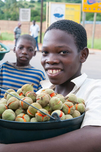 Moçambique – på den andra sidan