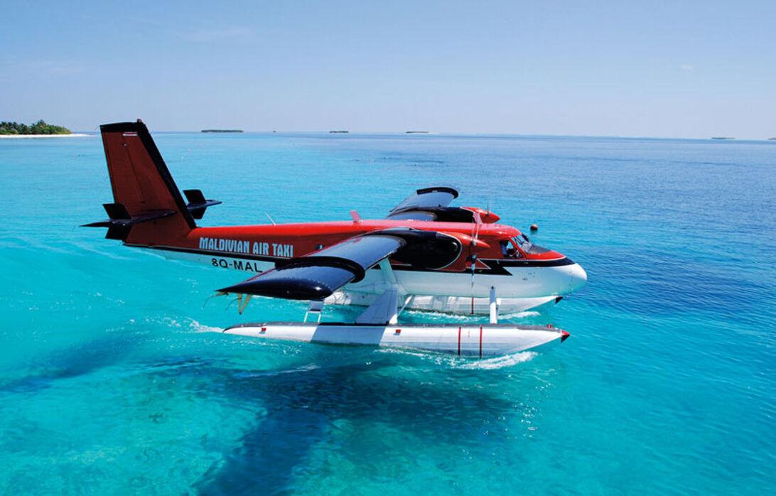Maldiverna – alltid nära till havet
