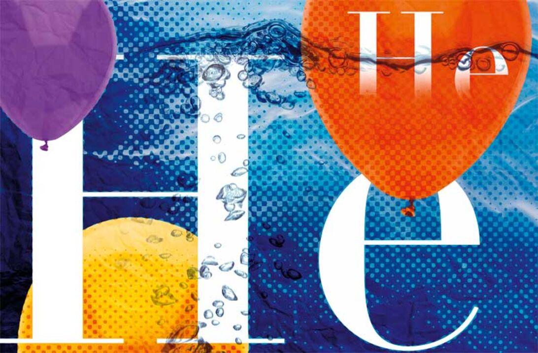 Helium – lättare än luft ...